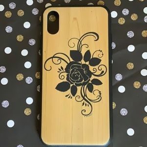 Other - Like wood Iphone case